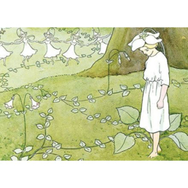 Bloemenfeest, Elsa Beskow
