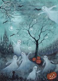 Spooky Halloween, Bijdehansje