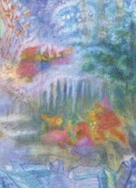 Dwergen in de winter, Angela Koconda