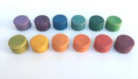 36 Munten (12 kleuren), Grapat