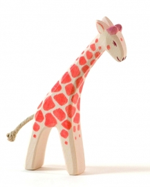 Giraffe kalf gebogen, Ostheimer