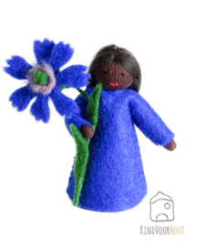 Korenbloem Viltpopje *4