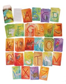 Kaarten alfabet A-Z engels, Grimm's