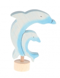 Twee Dolfijnen steker, Grimm's