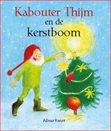 Kabouter Thijm en de kerstboom (kartonboek)