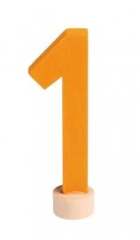 Cijfer: 1 steker Grimm's