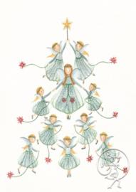 Christmas angels, Bijdehansje