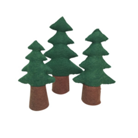 Drie Dennenbomen, Papoose