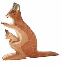 Kangoeroe met kind Ostheimer