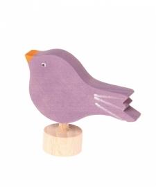 Zittende Vogel steker, Grimm's