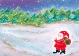 De Kerstman, Baukje Exler