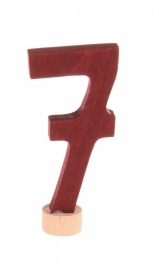 Cijfer: 7 steker Grimm's
