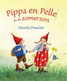 Pipppa en Pella in de zomerzon (kartonboek)