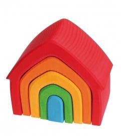 Gekleurd Huis, Grimm's