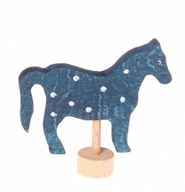 Blauw Paard steker, Grimm's