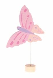 Roze Vlinder steker, Grimm's