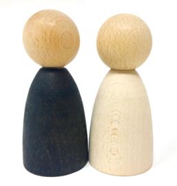 Volwassen Nins® licht hout, Grapat