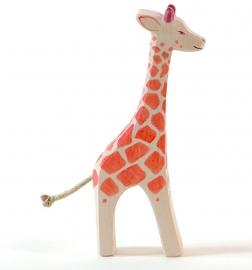 Giraffe staand, Ostheimer