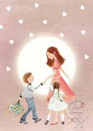 Mothers day, Bijdehansje