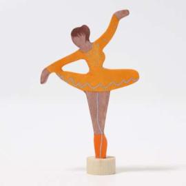 Ballerina Oranje steker, Grimm's