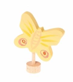 Vlinder Geel steker, Grimm's