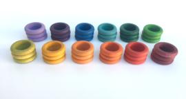 36 Ringen (12 kleuren), Grapat