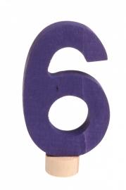 Cijfer: 6 steker Grimm's