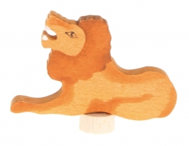 Leeuw steker, Grimm's
