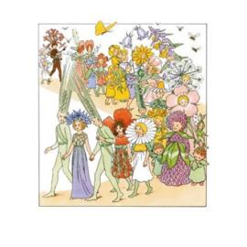 Het Bloemenfeest, Elsa Beskow