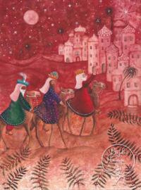 Three Kings, Bijdehansje