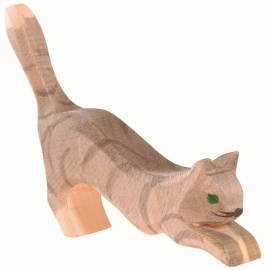 Kat springend, Ostheimer