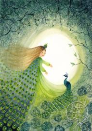 Peacock Princess, Bijdehansje