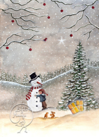 Snowman, Bijdehansje