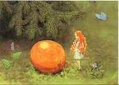 Het Zonne-ei, Elsa Beskow