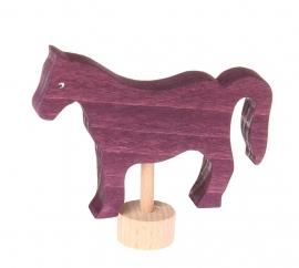 Rood Paard steker, Grimm's