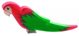 Papegaai rood, Ostheimer
