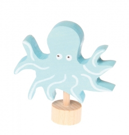 Octopus steker, Grimm's