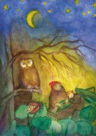 Dwerg bij de uil, Jula Scholzen-Gnad