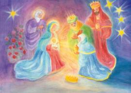 Aanbidding van de Koningen, Dorothea Schmidt