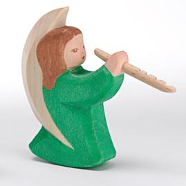 Engel met fluit, Ostheimer