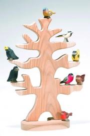 Vogelboom excl. vogels, Ostheimer