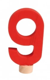Cijfer: 9 steker Grimm's