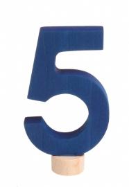 Cijfer: 5 steker Grimm's