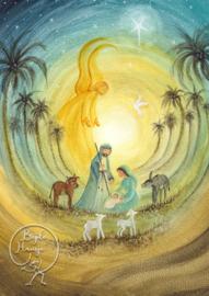 Nativity Story, Bijdehansje