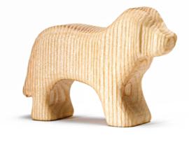 Hond - naturel hout, Ostheimer