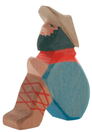 Herder zittend Classics I, Ostheimer 40503