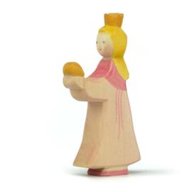 Prinses voor Kikkerkoning, Ostheimer