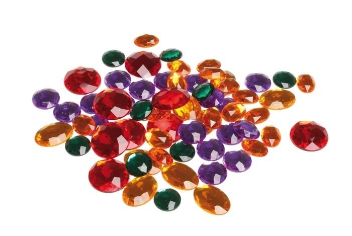 Glitterstenen Acryl, Grimm's