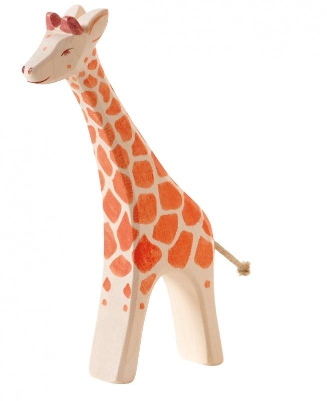 Giraffe lopend Ostheimer