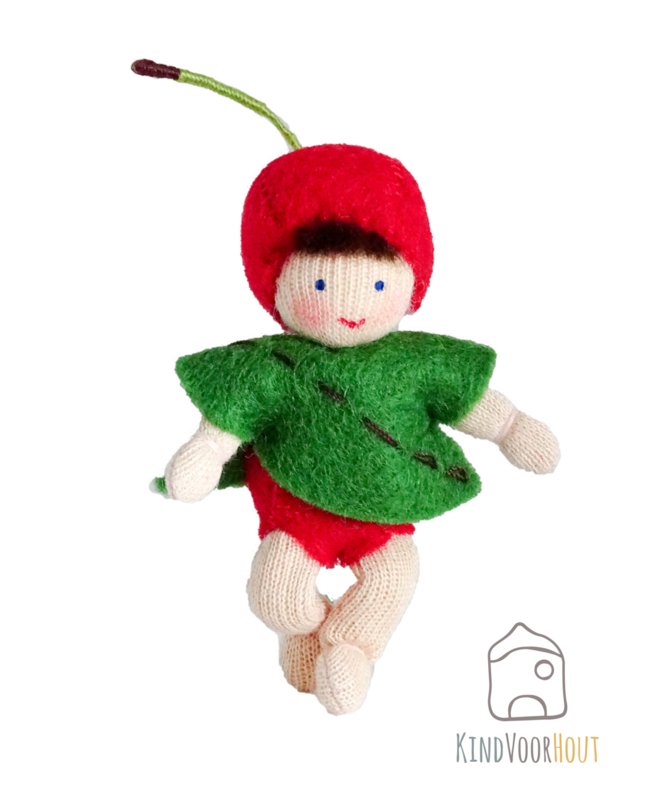 Kersen Baby Viltpopje *1